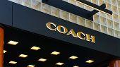 Coach Retail Exterior