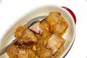 Balkan Cabbage Rolls