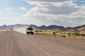 stock photo of dirt road  - A off - JPG
