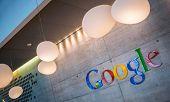 ZURICH, SWITZERLAND - MARCH  14, 2014: Google Corporation Reception