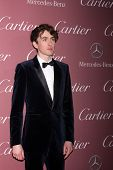 LOS ANGELES - JAN 3:  Matthew Beard at the Palm Springs Film Festival Gala at a Convention Center on January 3, 2014 in Palm Springs, CA