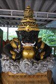 Rahu Statue