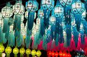Thailand Traditional Decorating Paper Lantern