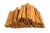 Pile Of Cinnamone