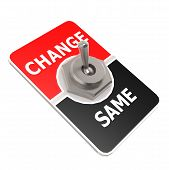 foto of toggle switch  - Change toggle switch image with hi - JPG