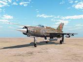 Soviet jet fighter aircraft