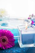 Elements Spa Relaxation Including Candles Water Salt Bath