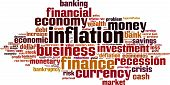Inflation Word Cloud