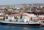 Shipbuilding plant