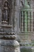 image of raider  - Angkor thomthe most famous religious site in Cambodia