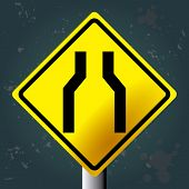 picture of traffic signal  - Textured background with an isolated traffic signal - JPG