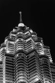 stock photo of klcc  - pictures taken on a short round the world trip in 2014 - JPG