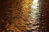 foto of paved road  - France - JPG