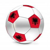 Soccer Ball/football Albania