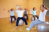 Back Exercises With Swiss Ball