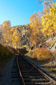 The Circum-Baikal Railway