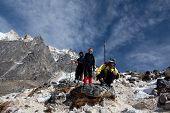 Trekking In The Manaslu Area