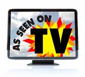 As Seen On Tv - High Definition Television Hdtv