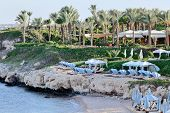 Seashore In Hotel