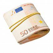 50-euro Banknotes