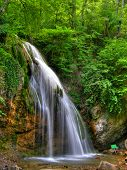 Cachoeiras. Crimeia. Ucrânia.
