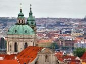 Old city. Prague. Czechia