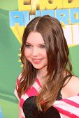 LOS ANGELES - APR 2:  Sammi Hanratty. arriving at the 2011 Kids Choice Awards at Galen Center, USC on April 2, 2011 in Los Angeles, CA