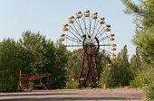 The unopened amusementpark in Ukraine