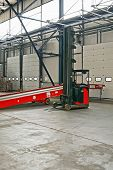 Ramp And Lifter