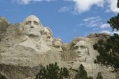Mount Rushmore National Monument 11