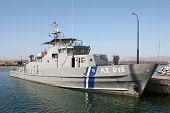 Greek Coastguard Vessel