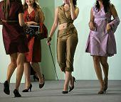 Russian Fashion Girls