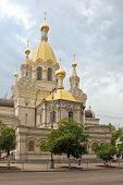 St. Basil's Cathedral In Sevastopol