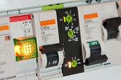 Componentes y Fuseboxes eléctricos