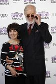 SANTA MONICA, CA - FEB 25: James Cromwell at the 2012 Film Independent Spirit Awards on February 25, 2012 in Santa Monica, California