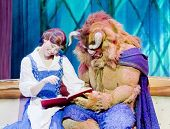 Belle And Beast Read A Book