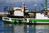 Green trawlers