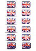 Jubilee Web Buttons