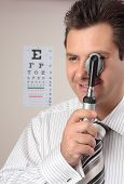 Optometrist, Eye Doctor