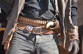 Wilder Westen Cowboy