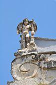 Church of Purgatory. Conversano. Puglia. Southern Italy.
