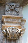 Church of Purgatory. Conversano. Puglia. Italy.