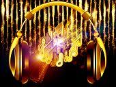 Sound In Headphones