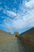 Ruinen der Chor-Baqr, Usbekistan