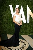 WEST HOLLYWOOD, CA - FEB 26: Sandra Bullock at the Vanity Fair Oscar Party at Sunset Tower on February 26, 2012 in West Hollywood, California.