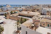 View Onto Sousse, Tunisia