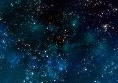 stars in outer space