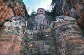 Grand Buddha Of Leshan, Sichuan, China