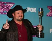 LOS ANGELES - DEC 20:  Tate Stevens - Winner of 2012 X Factor at the 'X Factor' Season Finale at CBS