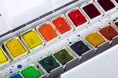 Artistic Aquarell Paints